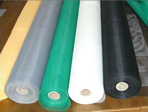 Charcoal Fiberglass Window Screen