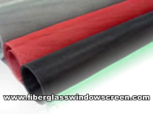 Epoxy Coated Window Screen